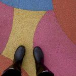 colori pavimento antitrauma Toscana