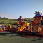 Pavimento antitrauma playground outdoor