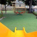 Pavimento antitrauma gomma colata epdm Basilicata