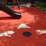 Pavimento antitrauma disegni